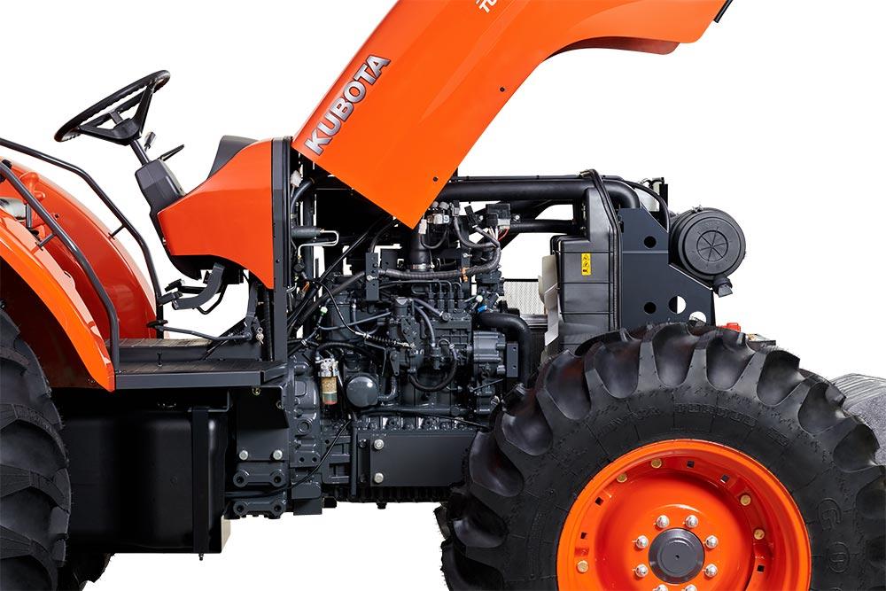 Motor E-TVCS, con Turbo Intercooler