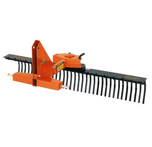 Serie LR05 - La herramienta esencial para mantenimiento de superficies para distintas aplicaciones en campo.